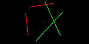 Paradoxe de Bertrand, méthode 3